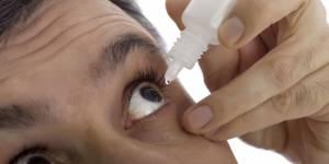 Dropper of Dry Eye Solution